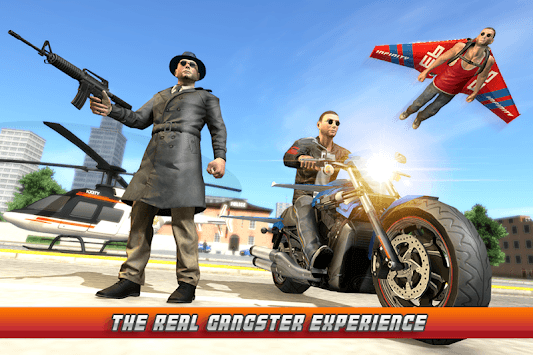Gangster Crime Simulator 2019: Crime city Gangster APK screenshot 1