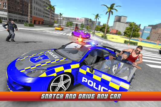 Gangster Crime Simulator 2019: Crime city Gangster APK screenshot 2