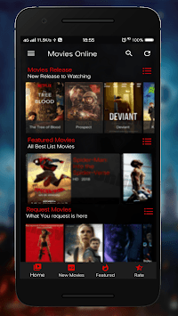 HD Movie Free - Watch New Movies 2019 APK screenshot 2