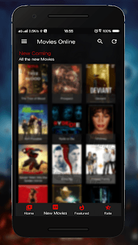 HD Movie Free - Watch New Movies 2019 APK screenshot 3
