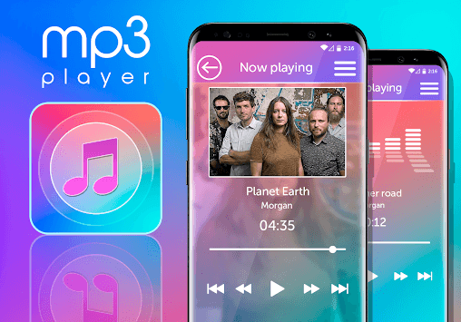 mp3 Music Player APK screenshot 1