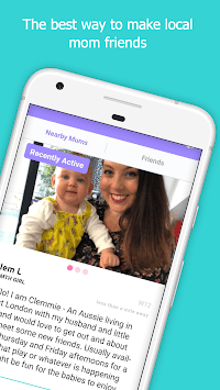 Mush - the friendliest app for moms APK screenshot 1