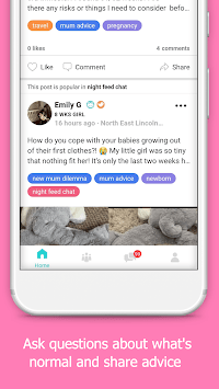 Mush - the friendliest app for moms APK screenshot 2