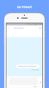 UnliPinas ~ Free SMS Philippines APK screenshot 3