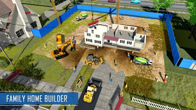 New Family House Builder Happy Family Simulator APK : Download v1 1