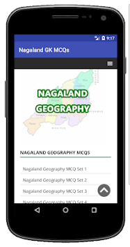Nagaland GK MCQs APK : Download v3 for Android at AndroidCrew
