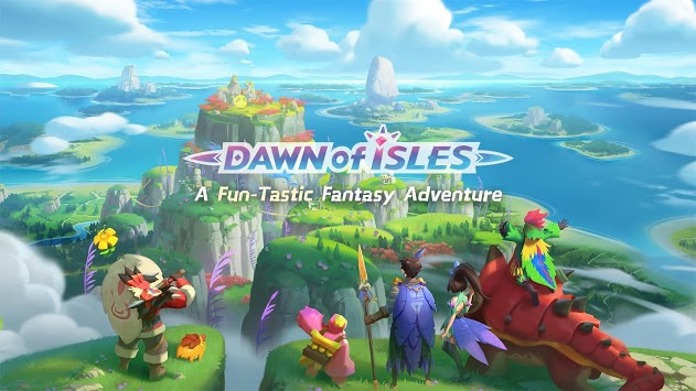 Dawn of Isles APK screenshot 2
