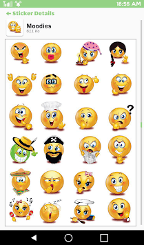 New WAStickerApps for WhatsApp for Free Stickers APK screenshot 1