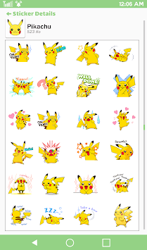 New WAStickerApps for WhatsApp for Free Stickers APK screenshot 2