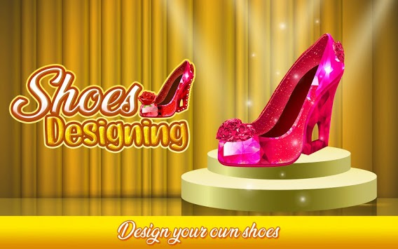 Shoe Designer: Fashion Shoe Maker, Color by Number APK screenshot 1
