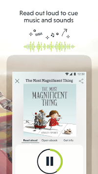 Novel Effect: Read Aloud Books APK screenshot 2