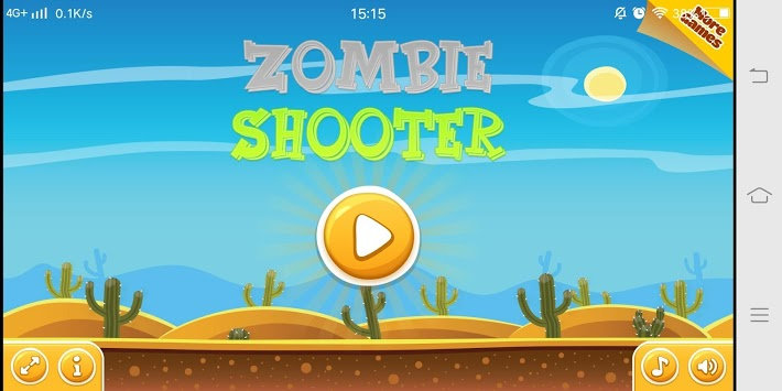 ZombieShooter APK screenshot 1