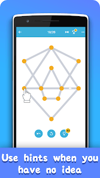 1 Line Drawing: Connect all the Dots APK screenshot 3