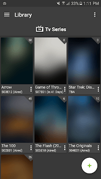 Tv Next - Tv Series Tracker APK : Download v1 1 for Android