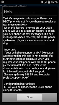 Text Message Alert APK : Download v2 1 for Android at