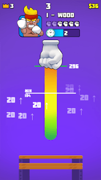 Punch Tap APK screenshot 1