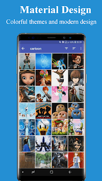 Quick Gallery: Beauty & protect image and video APK
