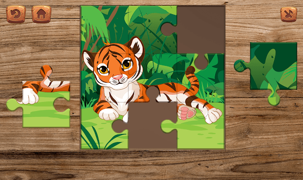 Kids Puzzles APK screenshot 2