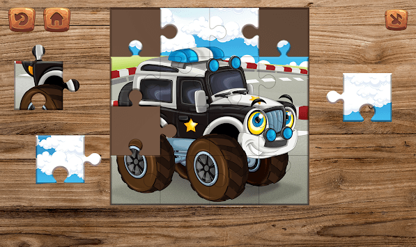 Kids Puzzles APK screenshot 3