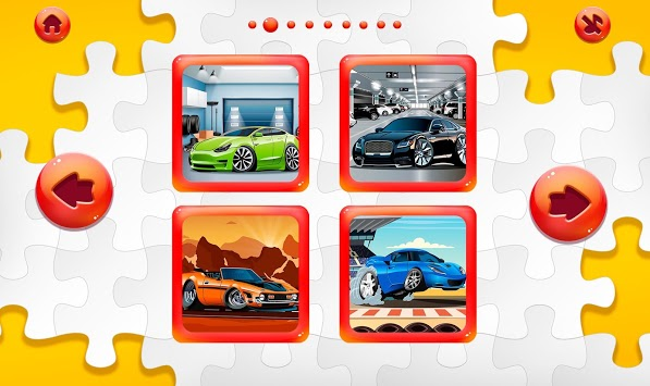 Kids Puzzles for Boys APK screenshot 2