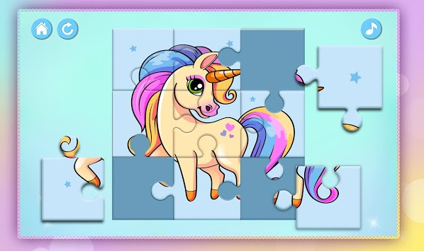 Unicorn Puzzles for Kids APK screenshot 3