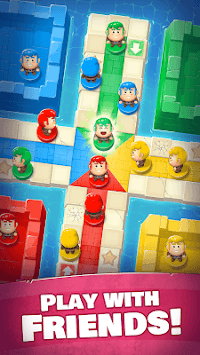 Ludo Realms Star: New free Classic with friends APK screenshot 1