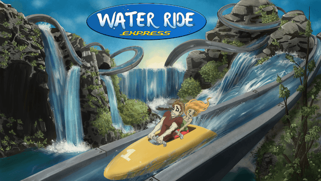 Water Ride VR APK screenshot 1