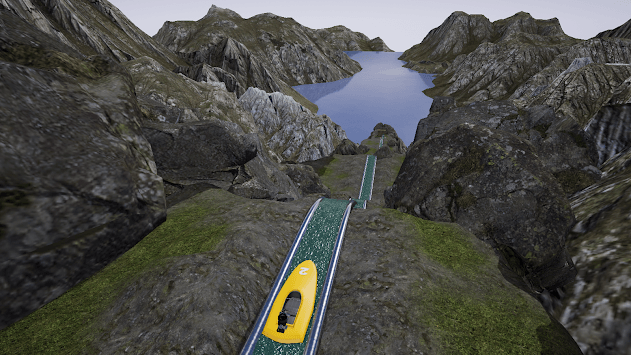 Water Ride VR APK screenshot 2