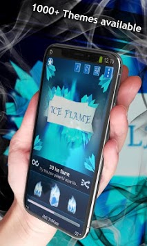 Ice flame Music Player Skin APK : Download v2 0 0 Strong