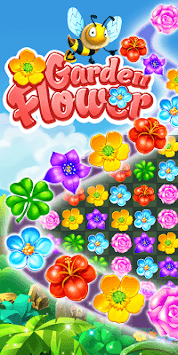 Colorful Flowers Match 3 APK screenshot 3