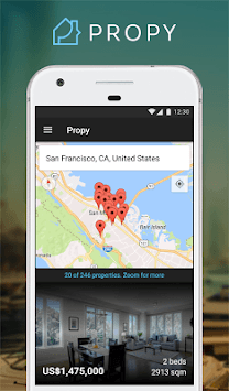 Propy - Buy Properties in Bitcoin and $. Online. APK screenshot 3