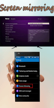 Screen PRO Mirorring-Connector Smart TV With Phone APK screenshot 2