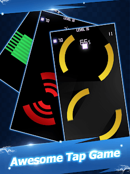 Starry Jump - Fall n Bounce APK screenshot 2
