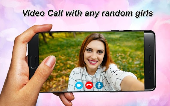 Video Chat with random girls - Find your match APK screenshot 1