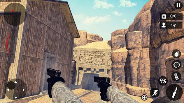 Counter Terrorist Gun Simulator APK screenshot 3