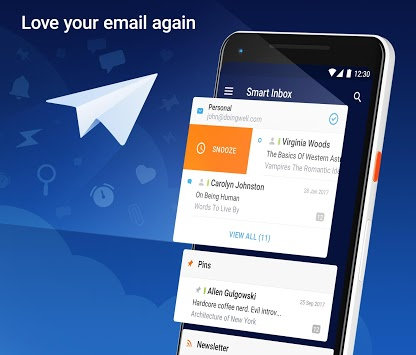 Spark – Email App by Readdle APK screenshot 1