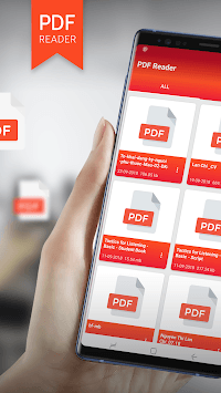 PDF Reader - PDF Viewer for Android new 2019 APK screenshot 1