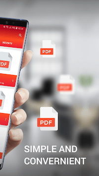 PDF Reader - PDF Viewer for Android new 2019 APK screenshot 2