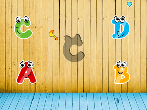 Kids Puzzles : Wooden Blocks Puzzle APK screenshot 2