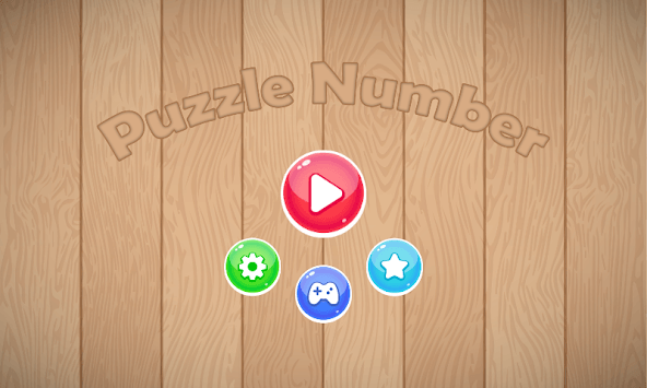 Wrong Wooden Slots with Crying Numbers 1 to 10 APK screenshot 1