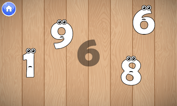 Wrong Wooden Slots with Crying Numbers 1 to 10 APK screenshot 2