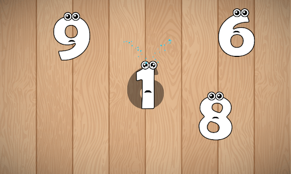 Wrong Wooden Slots with Crying Numbers 1 to 10 APK screenshot 3