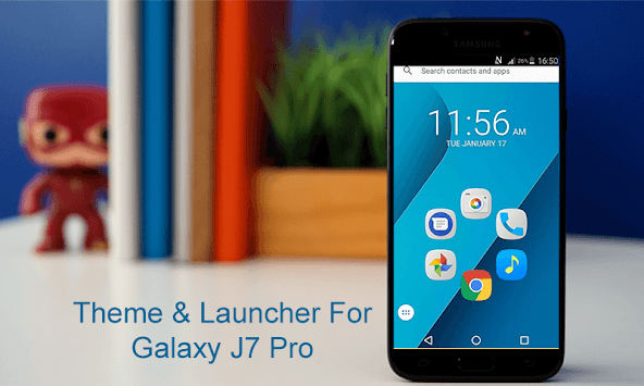 Theme Launcher for Galaxy J7 Pro APK : Download v1 0 for Android at