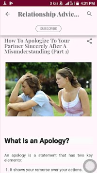 Relationship Tips - With Free Counseling APK screenshot 3