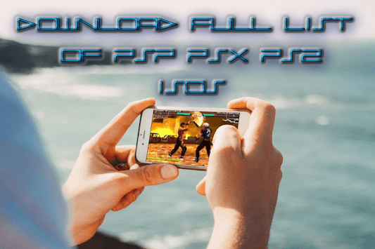 ROMS: PSP PSX PS2 NDS GBA N64 SNES APK : Download v1 0b for