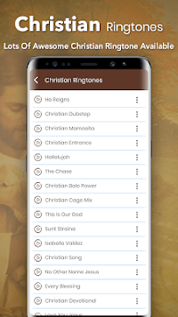 Christian Ringtone APK screenshot 2