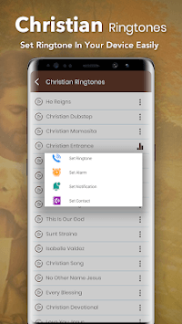 Christian Ringtone APK screenshot 3