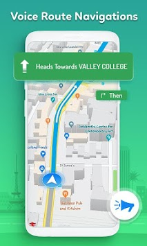 GPS, Maps - Route Finder, Directions APK screenshot 2