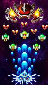 Space Hunter: Arcade Shooting Games APK screenshot 1