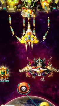 Space Hunter: Arcade Shooting Games APK screenshot 2